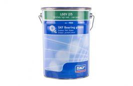 Graxa de Viscosidade Extremamente Alta com Lubrificantes Sólidos LGEV 2/5 Lata com 5 Kgs - SKF