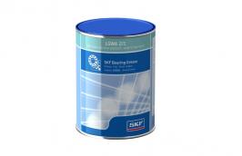 Graxa para Cargas Elevadas, Pressão Extrema e Ampla Faixa de Temperatura LGWA 2/1 Lata de 1 Kg - SKF