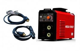 Inversora / Tig 130A Mega Force 130 110/220V - LINCOLN