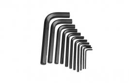 Jogo de Chave Allen Curta 1,5mm - 10mm 11 Peças 42/11M - GEDORE