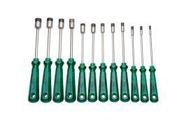 Jogo de Chave Canhão de 3 a 14 mm com 12 chaves