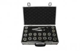 Jogo de Pinça ISO40 M16 x 2,00 com 20 Peças 3 a 25 mm 38,0004 ER-40 - ROCAST