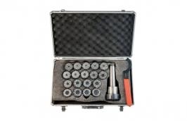 Jogo de Pinças de 3 a 25mm CM4 M16 x 2,00 ER40 38,0002 - Rocast