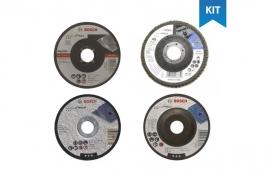 Kit discos 4.1/2
