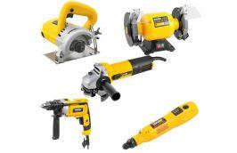 Kit ferramentas elétricas 5 peças - Vonder