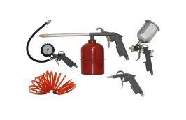 Kit para Compressor com 5 peças Motopress