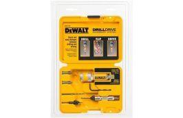 Kit para parafusadeira furar e parafusar com 8 peças DW-2730 - Dewalt