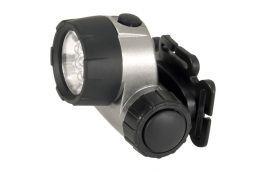 Lanterna para Cabeça com 6 leds LC-007