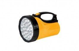 Lanterna Recarregável 2 Estágios Bivolt 23 LEDS Com Alça 7322 - Brasfort
