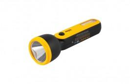 Lanterna Recarregável 2 LEDs 1W 80/100LM LRV100L Dupla - VONDER