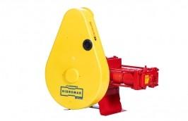 Lavadora Profissional Fixa Sem Motor BH6750 - HYDRONLUBZ