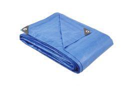Lona de Polietileno Azul 6 x 4 metros 200 micras