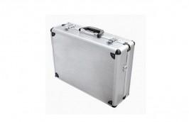 Maleta de Alumínio para Ferramentas com 8 Divisórias de 33X23 cm MF341 - Disma