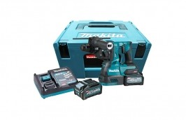 Martelete Perfurador Rompedor 40V HR003GM201 110V 2 Baterias 4AH com Carregador - MAKITA