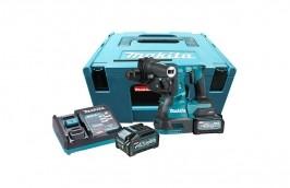 Martelete Perfurador Rompedor 40V HR003GM201 220V 2 Baterias 4AH com Carregador - MAKITA