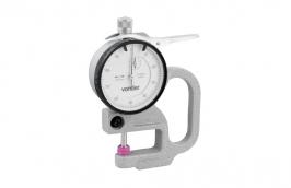 Medidor de Espessura com Relógio 10 mm ME-010 - VONDER