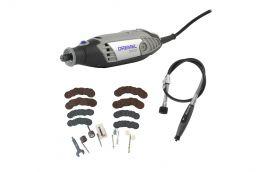 Micro Retífica 3000 110V F0133000GA com 82 acessórios - Dremel