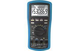 Multímetro Digital 1000V AC/DC TRMS com USB ET-2940
