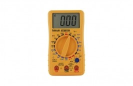 Multímetro Digital 10A AC 1000V HM-1002 - HIKARI