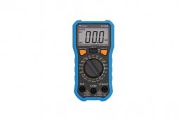 Multímetro Digital 10A DC HFE e Teste de Bateria ET-1100B - MINIPA