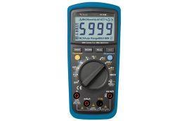 Multímetro Digital 10A Testador de Tensão e Temperatura ET-1649 - MINIPA