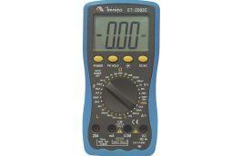 Multímetro Digital 20A AC/DC com Temperatura ET-2082C -  Minipa