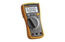 Multímetro Digital 20A AC/DC TRMS com Detector de Tensão Fluke 117