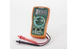 Multímetro Digital 600V Mini AC/DC com Temperatura MN-35 Extech