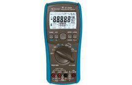 Multímetro Digital AC/DC CAT IV 600V Interface USB True RMS ET-2990 -MINIPA