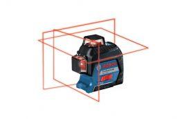 Nível a Laser 3 Faixas GLL3-80 - BOSCH