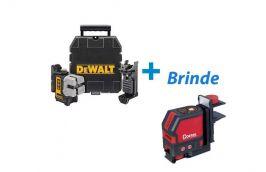 Nivel Laser 15MT 4 Pontos DW089K - DEWALT + BRINDE