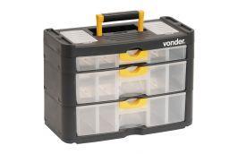 Organizador Plástico 3 gavetas OPV-0400