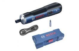 Parafusadeira Bosch Go à Bateria 3,6V Bivolt 06019H20E0 - Bosch