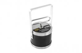 Pegador Magnetico Redondo com Alça Capacidade de 1Kg PM088 - VONDER