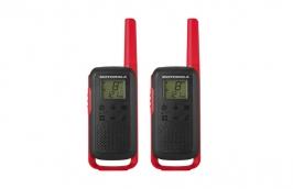 Radio Comunicador TalkAbout 32 Km Preto T210BR - MOTOROLA