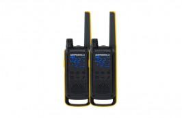 Radio Comunicador Talkabout 35Km Amarelo T470BR - MOTOROLA