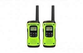 Radio Comunicador Talkabout 35KM Verde T600BR - MOTOROLA