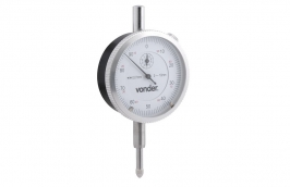 Relógio Comparador Analógico 10 mm RC-010 - VONDER