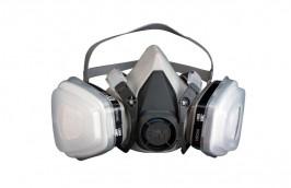 Respirador Reutilizavel Semifacial 6200 Tamanho M - 3M