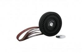 Roda Expansiva 24,5 x 135mm com Lixas para Motoesmeril - VONDER