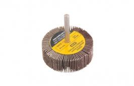 Roda Lixa com Haste 1/4'' 60 mm x 20 mm Grão 120 - VONDER