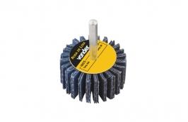 Roda Lixa com Haste 1/4'' 60 mm x 20 mm Grão 60 - VONDER