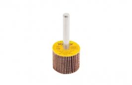 Roda Lixa com Haste 1/4'' 25 mm x 20 mm Grão 120 - VONDER