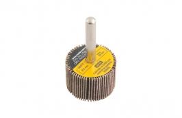 Roda Lixa com Haste 1/4'' 30 mm x 20 mm Grão 120 - VONDER