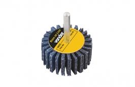Roda Lixa com Haste 1/4'' 30 mm x 20  mm Grão 60 - VONDER