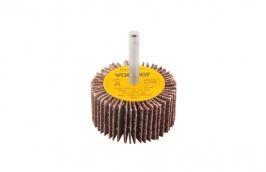 Roda Lixa com Haste 1/4'' 50 mm x 25  mm Grão 36 - VONDER