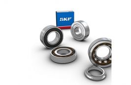 Rolamento de esferas de contato angular  3313 A/C3 - SKF