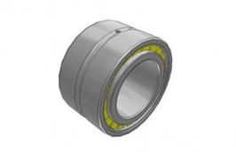 Rolamento de Rolos Cilíndricos NNCF 5008 CV/C4S3 - SKF