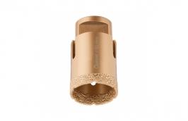 Serra Copo Diamantada 32 mm para Esmerilhadeira com Rosca M14 - CORTAG