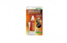 Silicone Vermelho para Altas Temperaturas de 50 gramas - Brascola